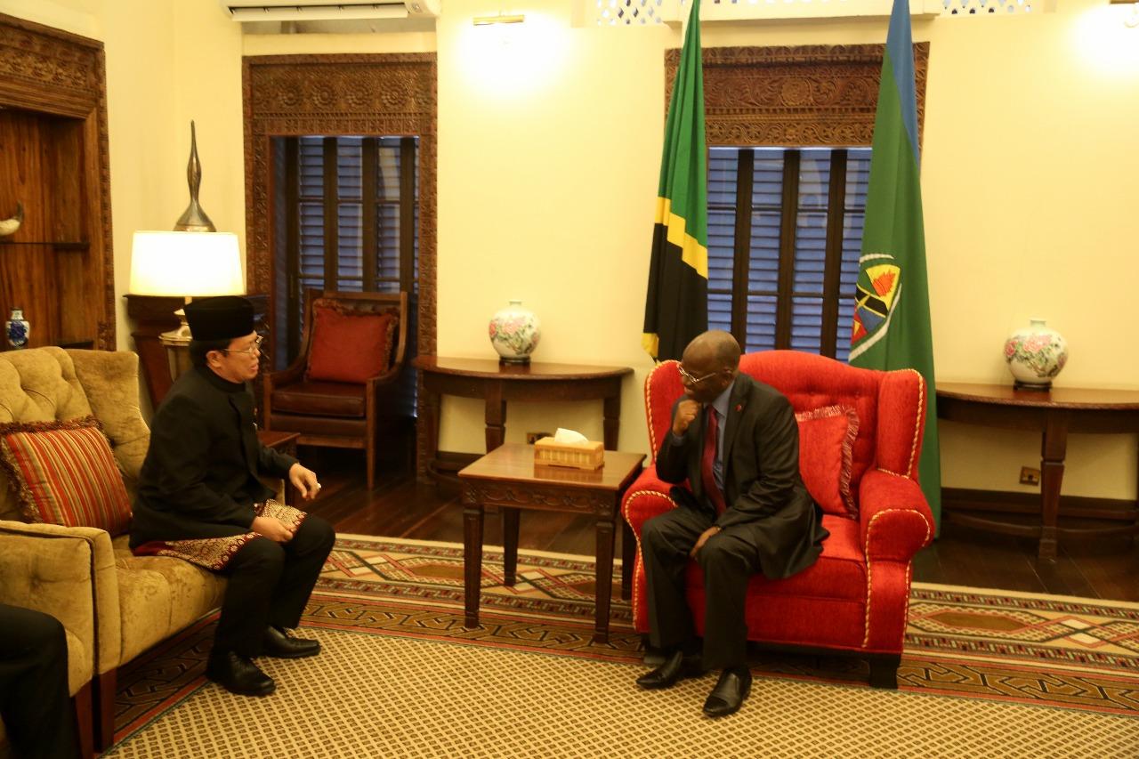 Resmi Bertugas, Dubes RI akan Perkuat Hubungan dengan Tanzania