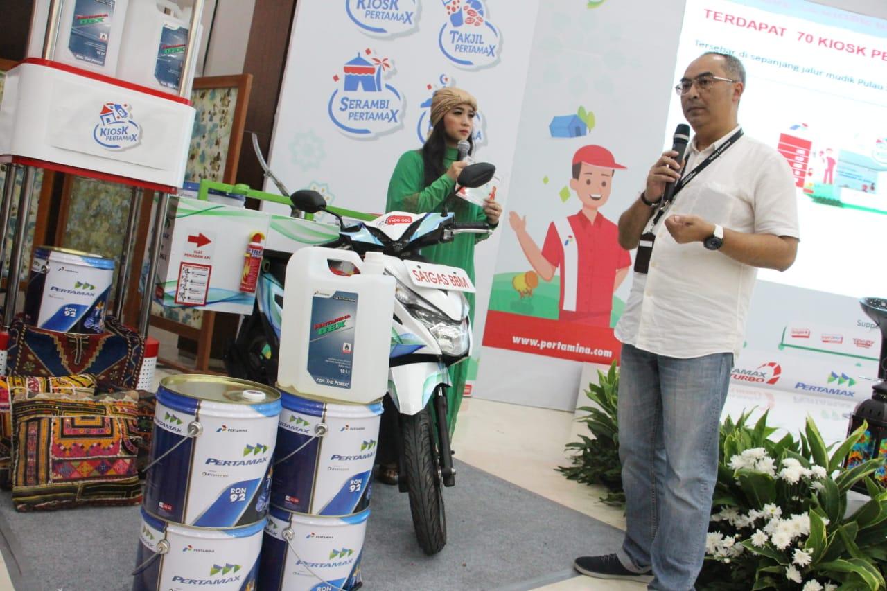Posko Mudik jadi Layanan Plus-Plus Khas Indonesia