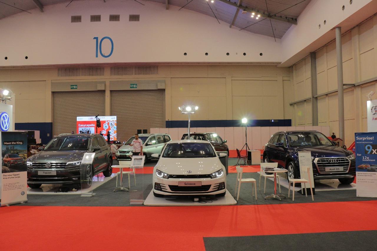 Pameran Otomotif dan Properti, Kolaborasi di Drive Home Expo