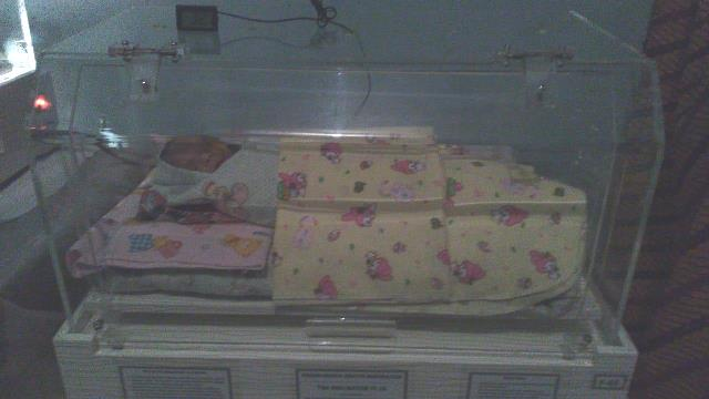 Satu Inkubator, Penyambung Nyawa bagi Si Mungil yang Prematur