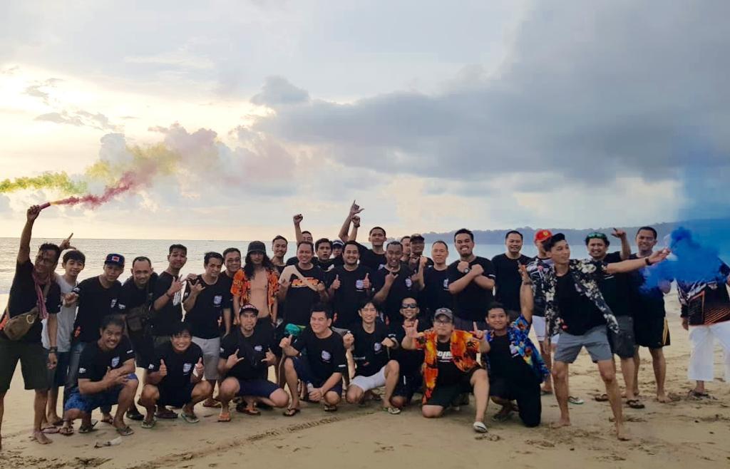 Nuansa Filantropi di Ultah Perdana KOCI