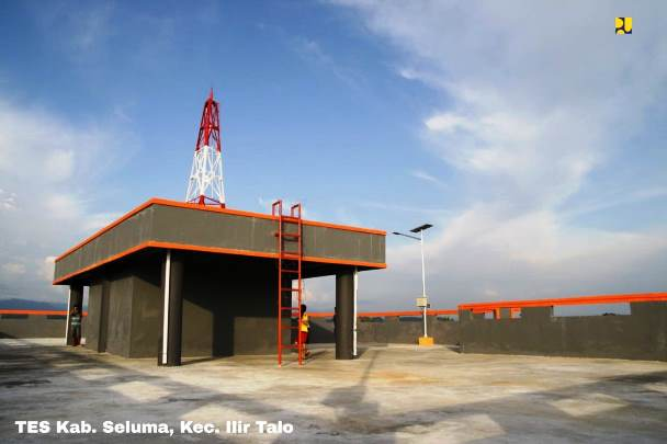 12 <i>Shelter Tsunami</i> Dijadikan Percontohan