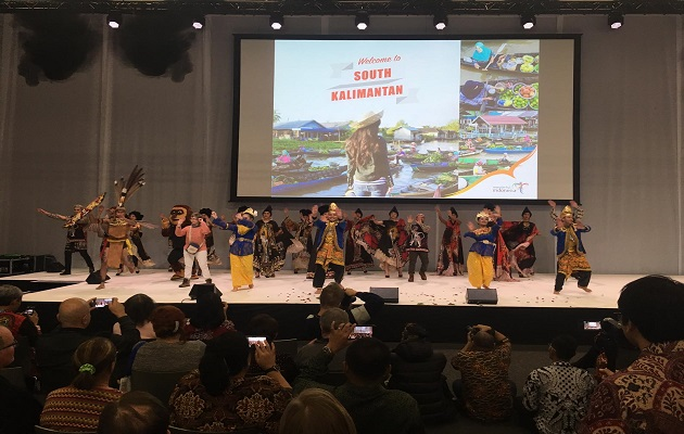 Pariwisata RI Hadir di Matka Nordic Travel Fair 2019