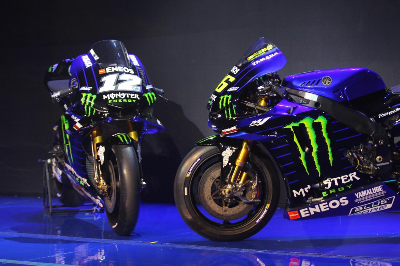 Yamaha Indonesia jadi Tuan Rumah Peluncuran Tim MotoGP