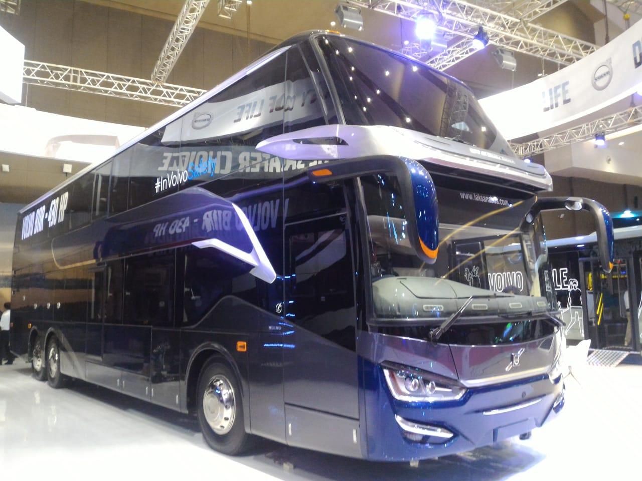 Indonesia Potensial untuk Pasar Bus