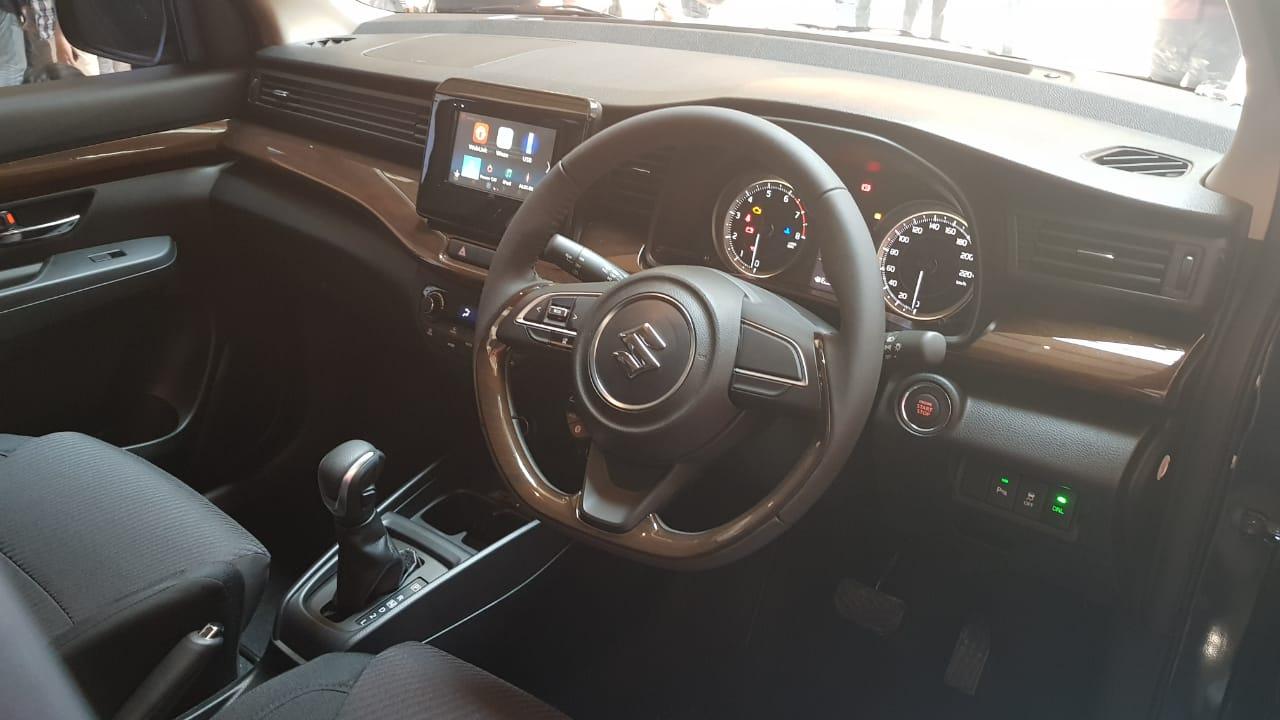 New Ertiga Sport 'Nongol', Versi Tertinggi MPV Suzuki