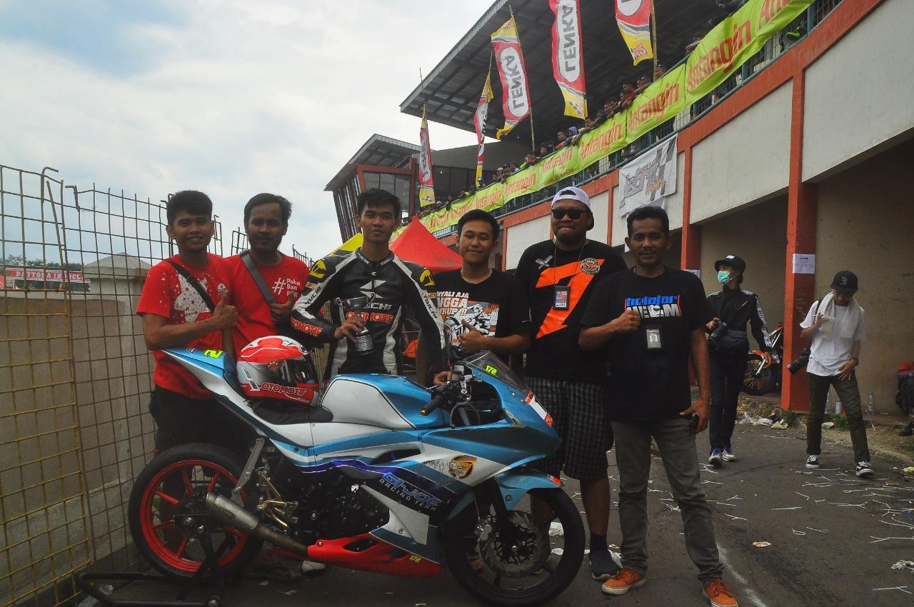 Fariz Ibrahim Persembahkan Podium Perdana untuk GI-JOE Racing Team