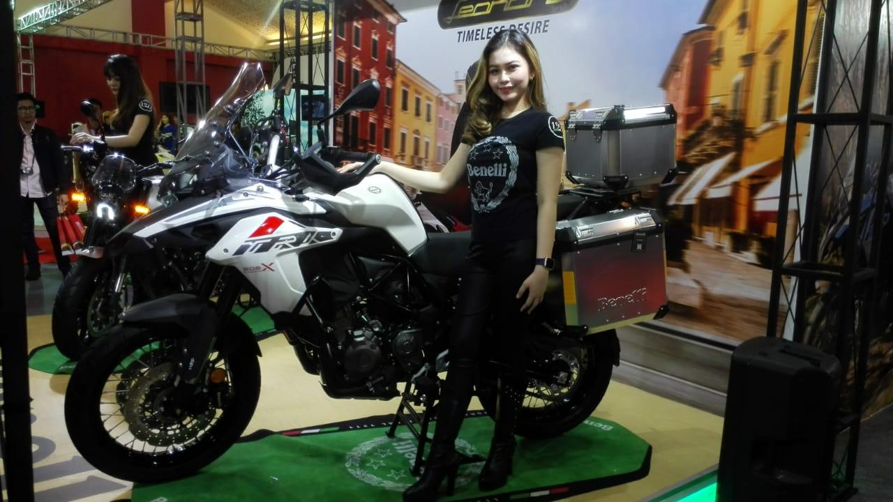 Benelli Leoncino 500 & TRK 502 X Resmi Mengaspal di Indonesia