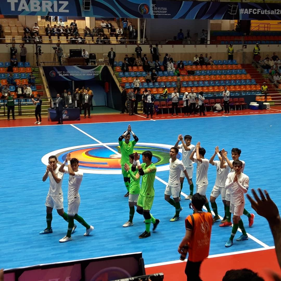 KBRI Iran Salut kepada Timnas Futsal Indonesia
