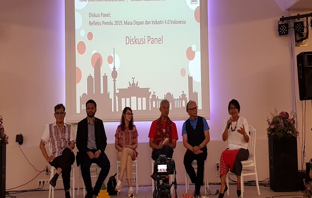 Temu Diaspora Indonesia se-Eropa Hebohkan Berlin