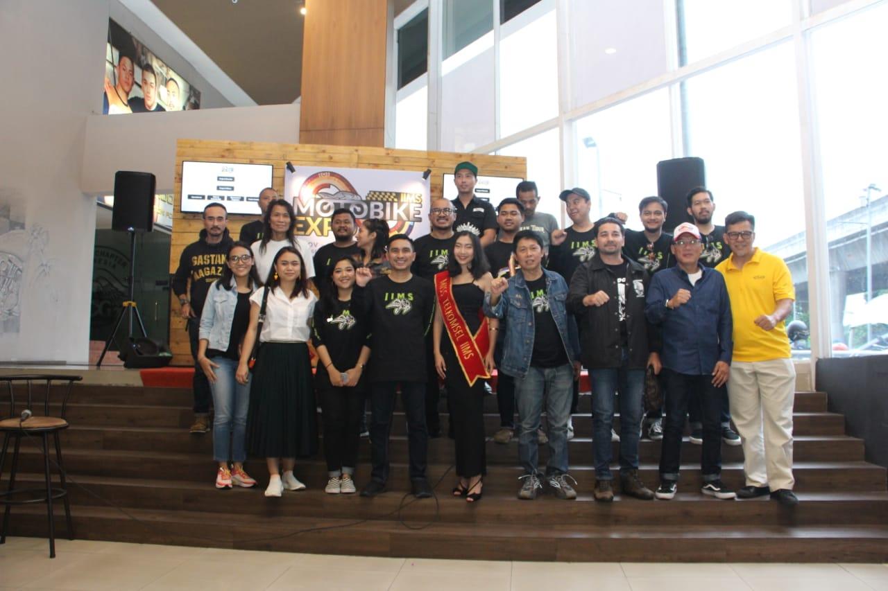 IIMS Motobike Expo, Rival Baru Indonesia Motorcycle Show