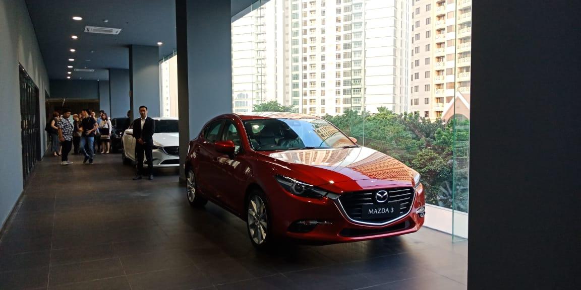 Mazda Berharap Besar dari Dealer Baru di Simprug