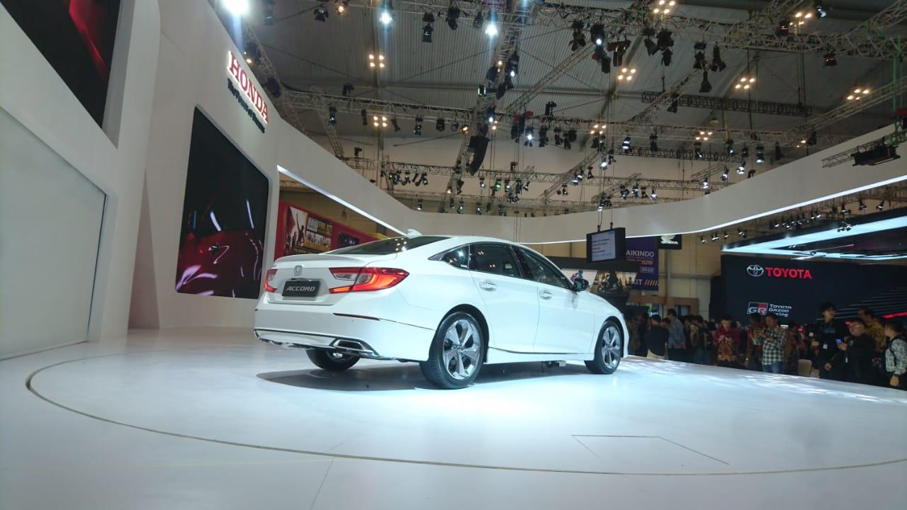 All New Honda Accord, Kini Berbekal Mesin 1.500 Turbo