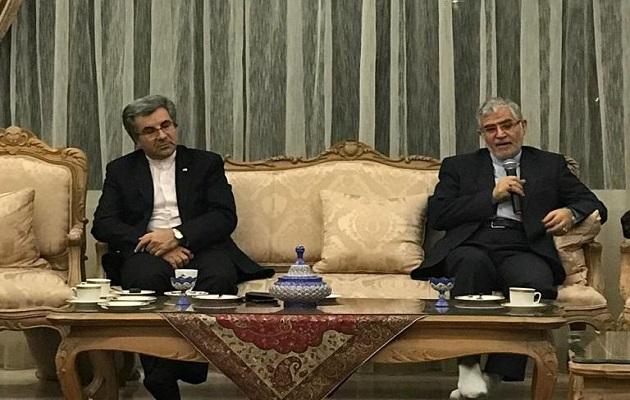 Dubes Iran Sebut Ketegangan di Timur Tengah Ciptaan Barat