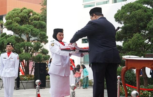 Pesan WNI Akhiri Rangkaian Peringatan HUT ke-74 RI di Seoul