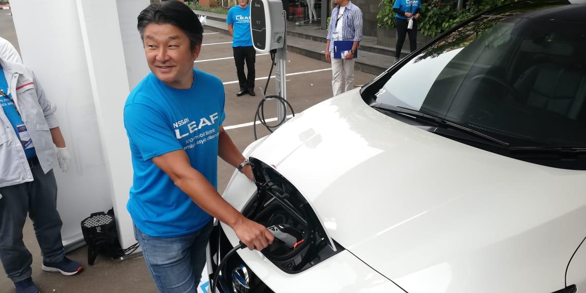 Dua Mobil Listrik Nissan Siap Mengaspal 2020
