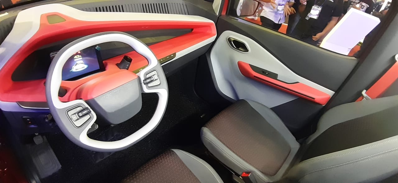 Wuling E200, Edisi Facelift dari E100