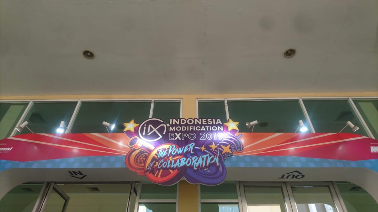 Pesta Komponen Aftermarket & Modifikator di IMX 2019