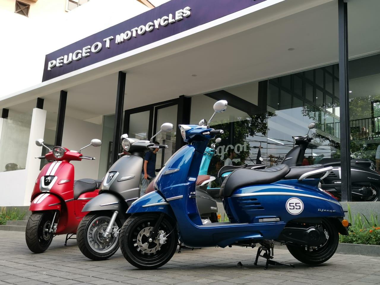 Peugeot Django Hadir dengan Dua Varian