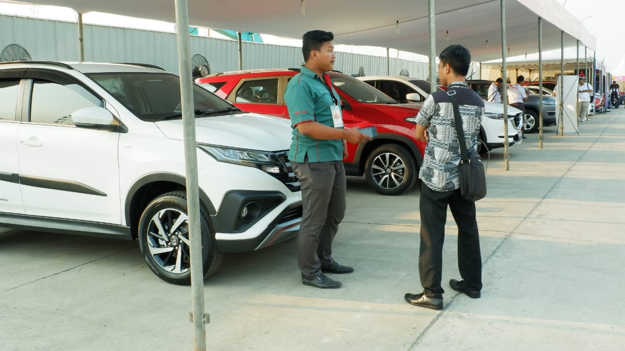 Pameran Akhir Tahun untuk Dongkrak Penjualan Otomotif