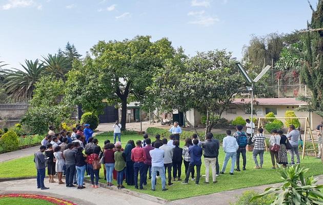 Dubes RI Gaungkan Sumpah Pemuda di Ethiopia
