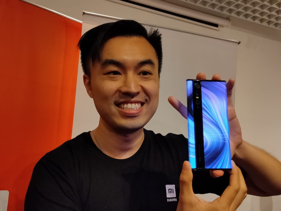 Xiaomi Pamer Mi Mix Alpha di Indonesia