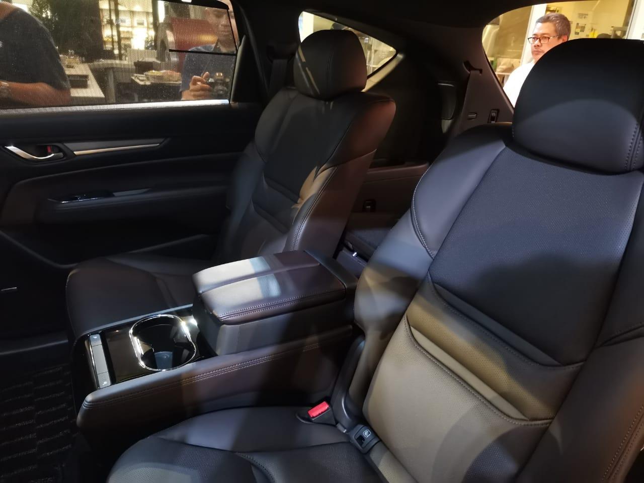All New Mazda CX-8, Versi panjang dari CX-5