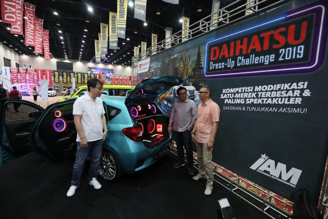 Pasar Otomotif Melemah, Daihatsu Perkuat Segmen Anak Muda