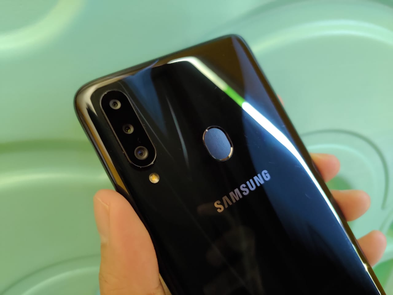 Samsung Galaxy A20s, Terjangkau Tetap Jamin Kualitas
