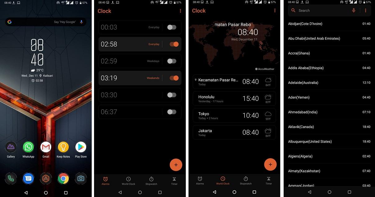Cara Lihat Zona Waktu Negara Lain via Ponsel