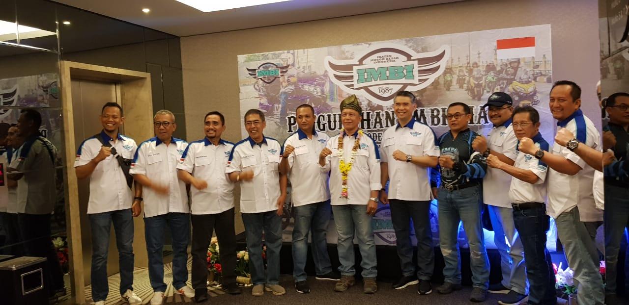 IMBI Riau Jadi Chapter Ke-25 di Indonesia
