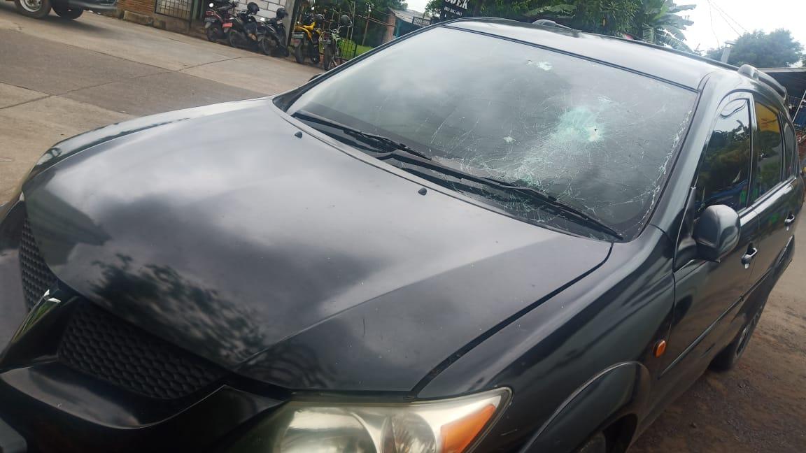Airbag di Mobil Toyota Meledak saat Parkir
