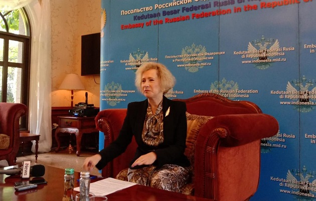 Kunjungan Putin ke Indonesia Kemungkinan Ditunda