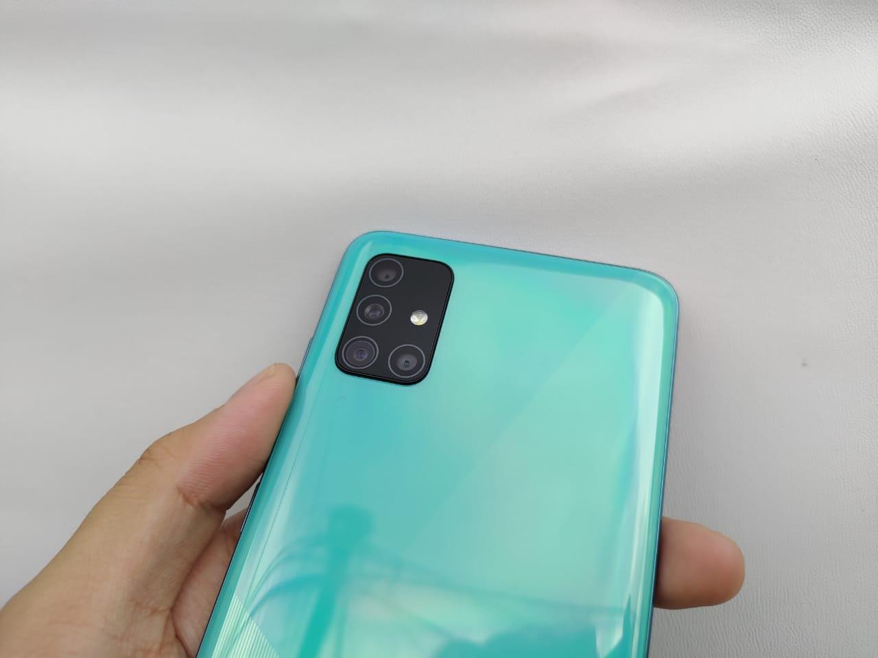 Samsung Galaxy A51, Smartphone Tipis Kamera 48MP
