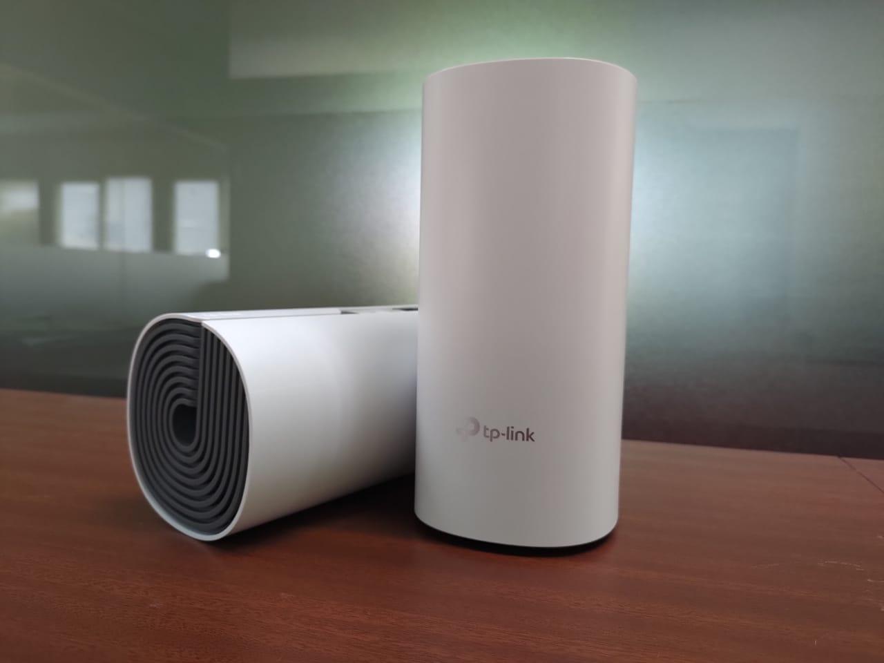 TP-Link Deco E4 AC1200, Router Mesh WiFi Rp1 Juta