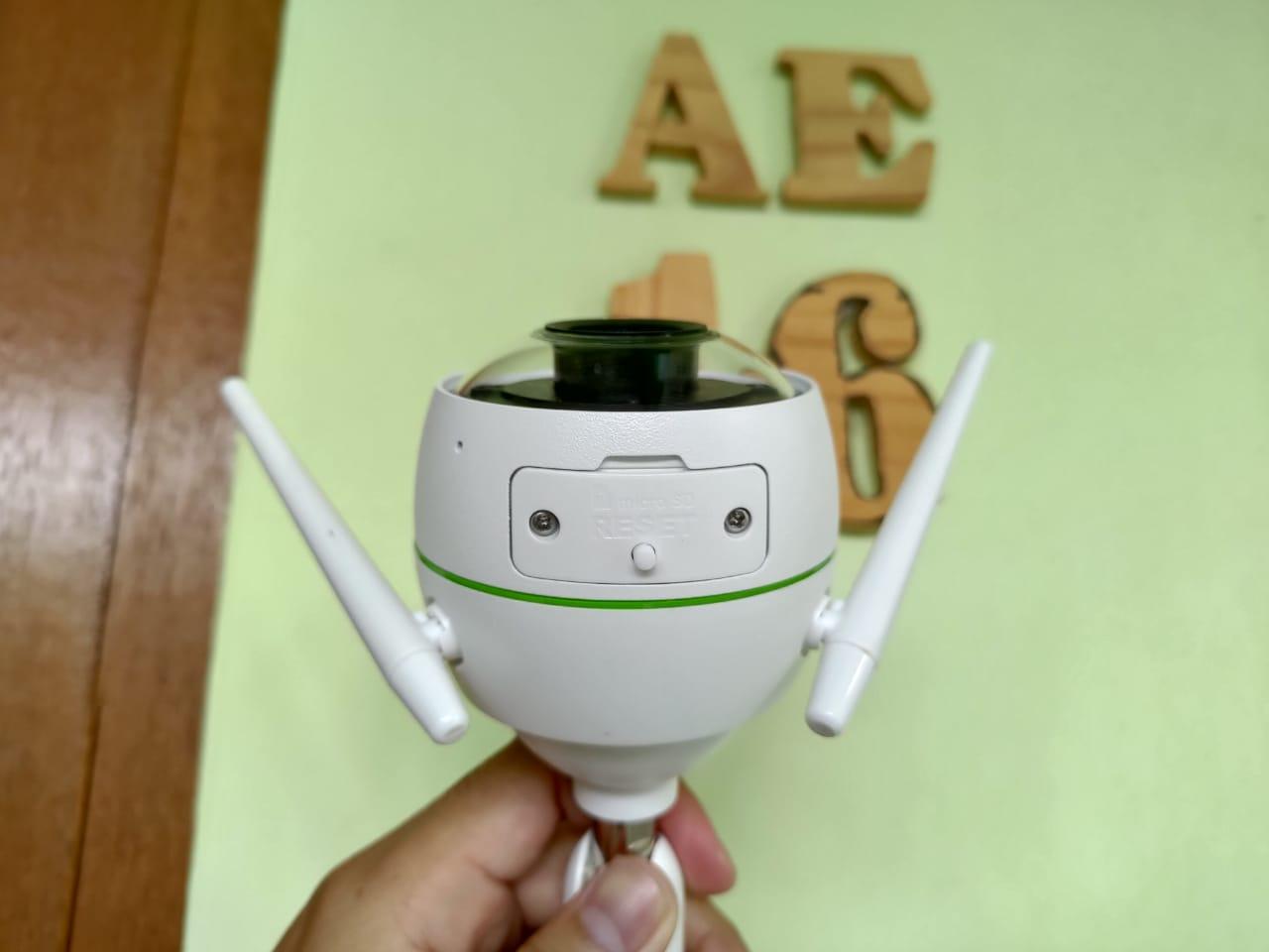 Ezviz C3WN, CCTV Terjangkau dan Mudah Dipasang