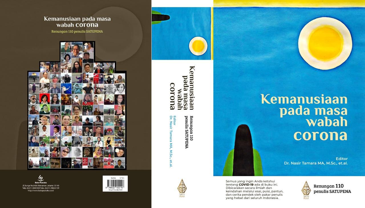 Pandemi Korona Mempersatukan Penulis Indonesia