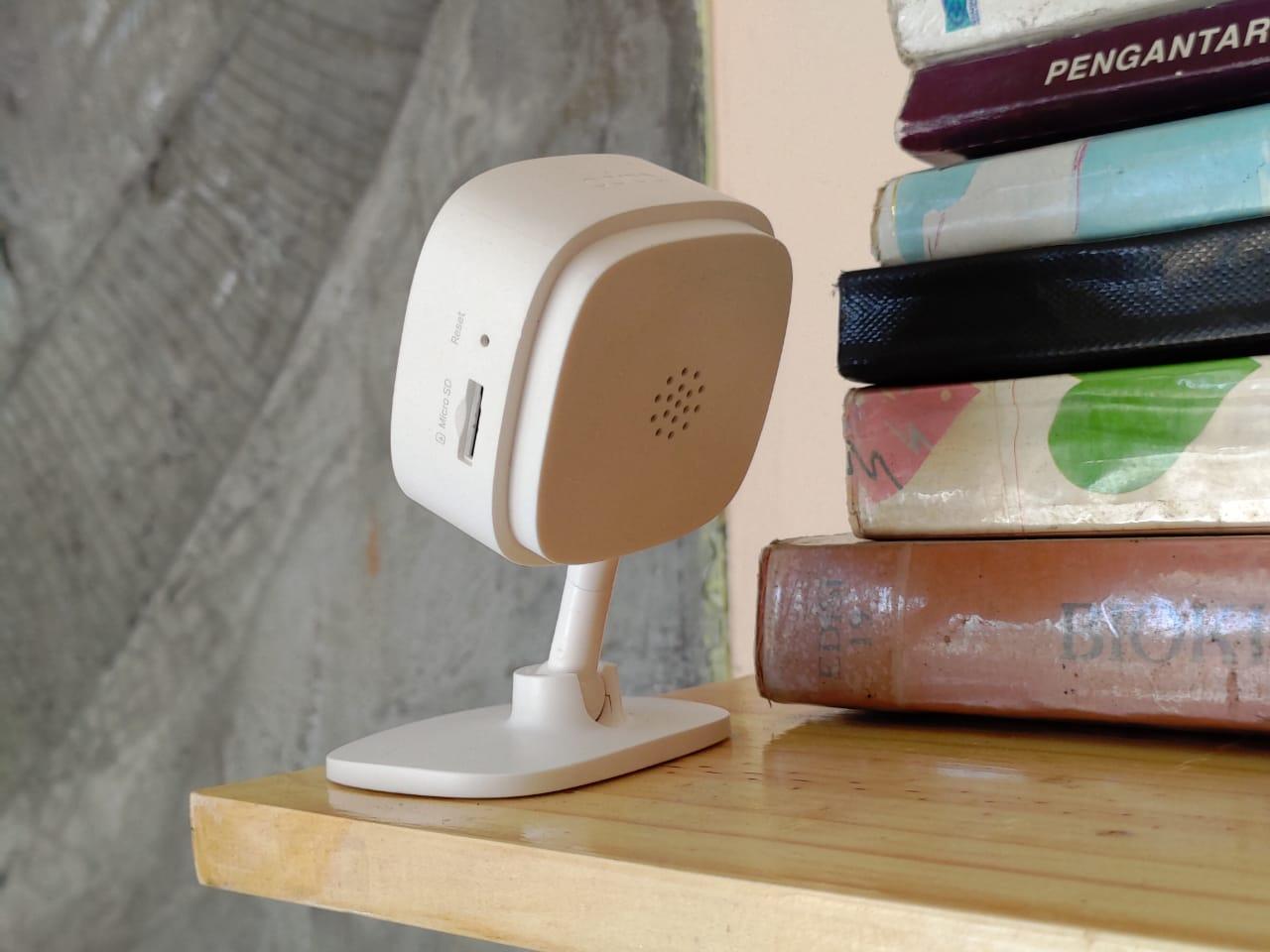 Review Tapo C100, Kamera CCTV Rumah dari TP-Link