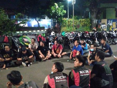 Cara Baru Kopdar di Momen Covid-19 ala Bikers KCDj