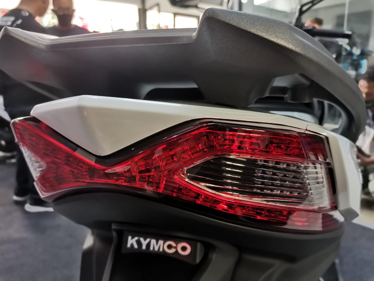 Kymco X-Town 250i Goda Para Pecinta Touring
