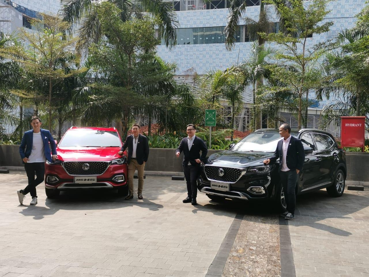 Spek Lengkap MG HS, SUV 5 Seaters Berlabel Inggris