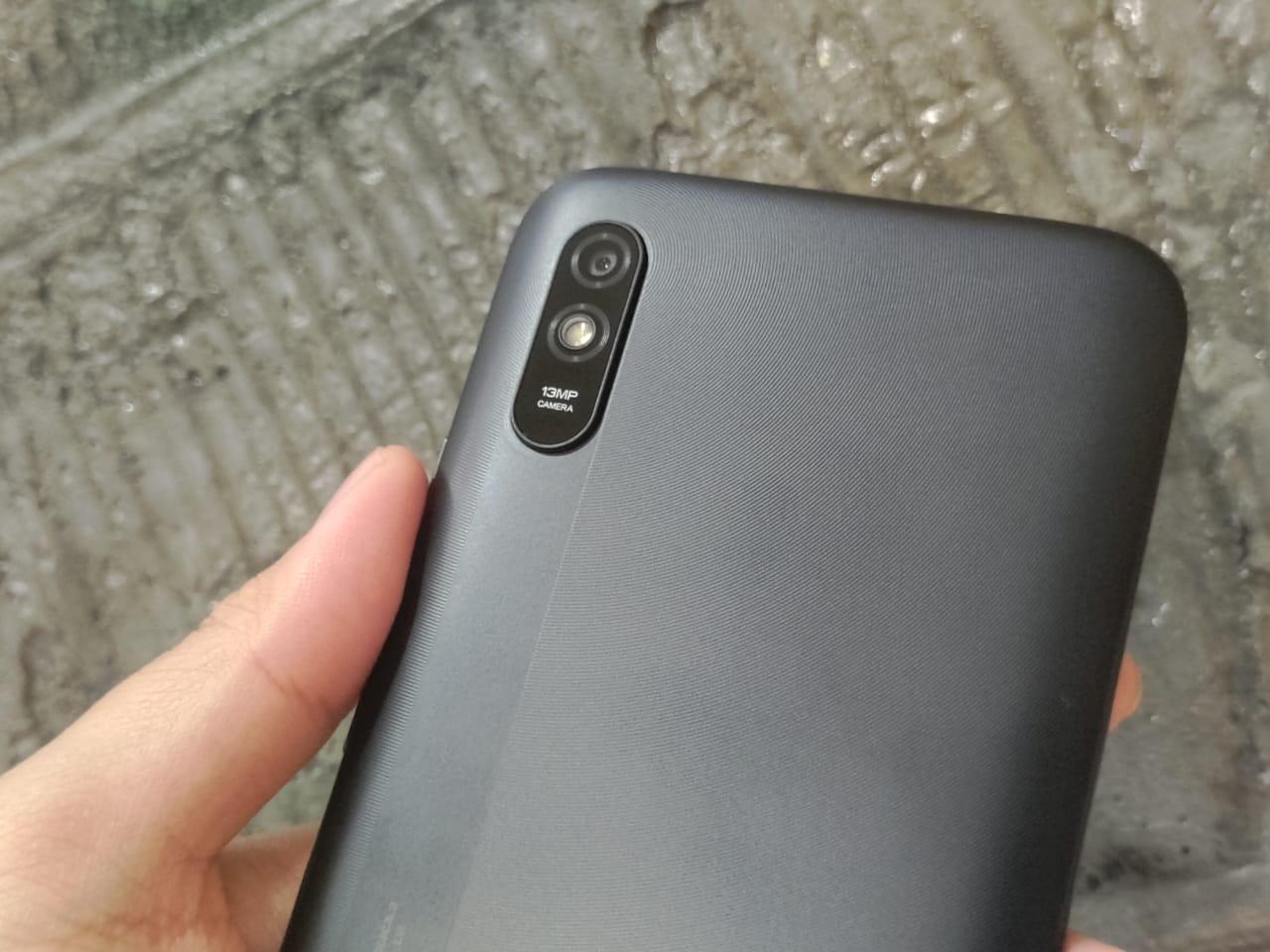 Review Redmi 9A, Smartphone Terjangkau Layar Lega