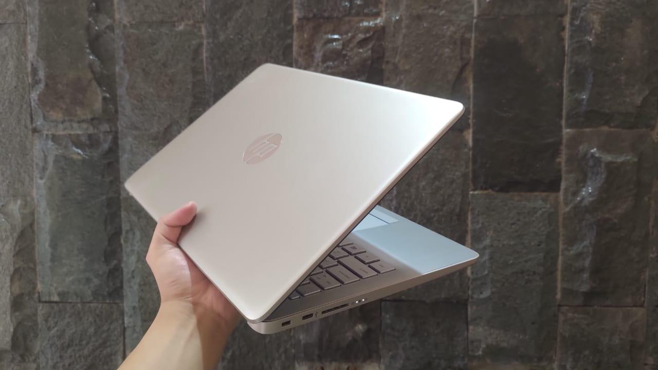 Review HP 14S, Laptop Kuliah Rp5 Juta Bisa Upgrade RAM dan Storage