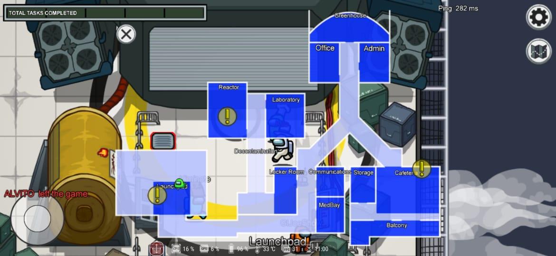 Impostor, Ini Daftar Task Crewmate di Among Us Peta Mira HQ