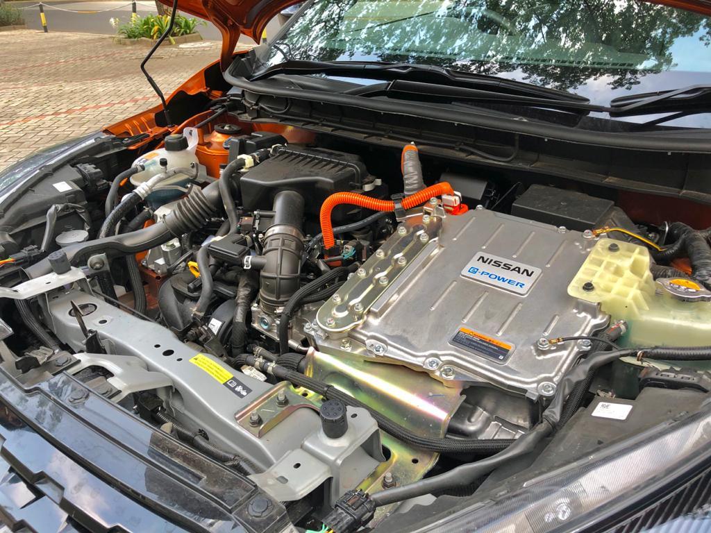 Teknologi e-Power Nissan Kicks, Galak di Segala Kondisi