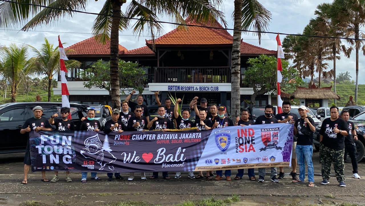 Jelang Musim Libur, Piwaners Kampanye 'We Love Bali'