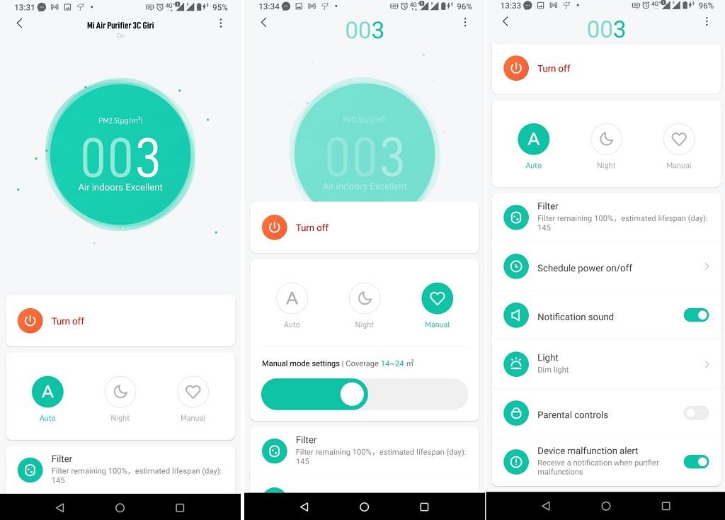 Review Xiaomi Mi Air Purifier 3C, Kualitasnya Tidak Murahan