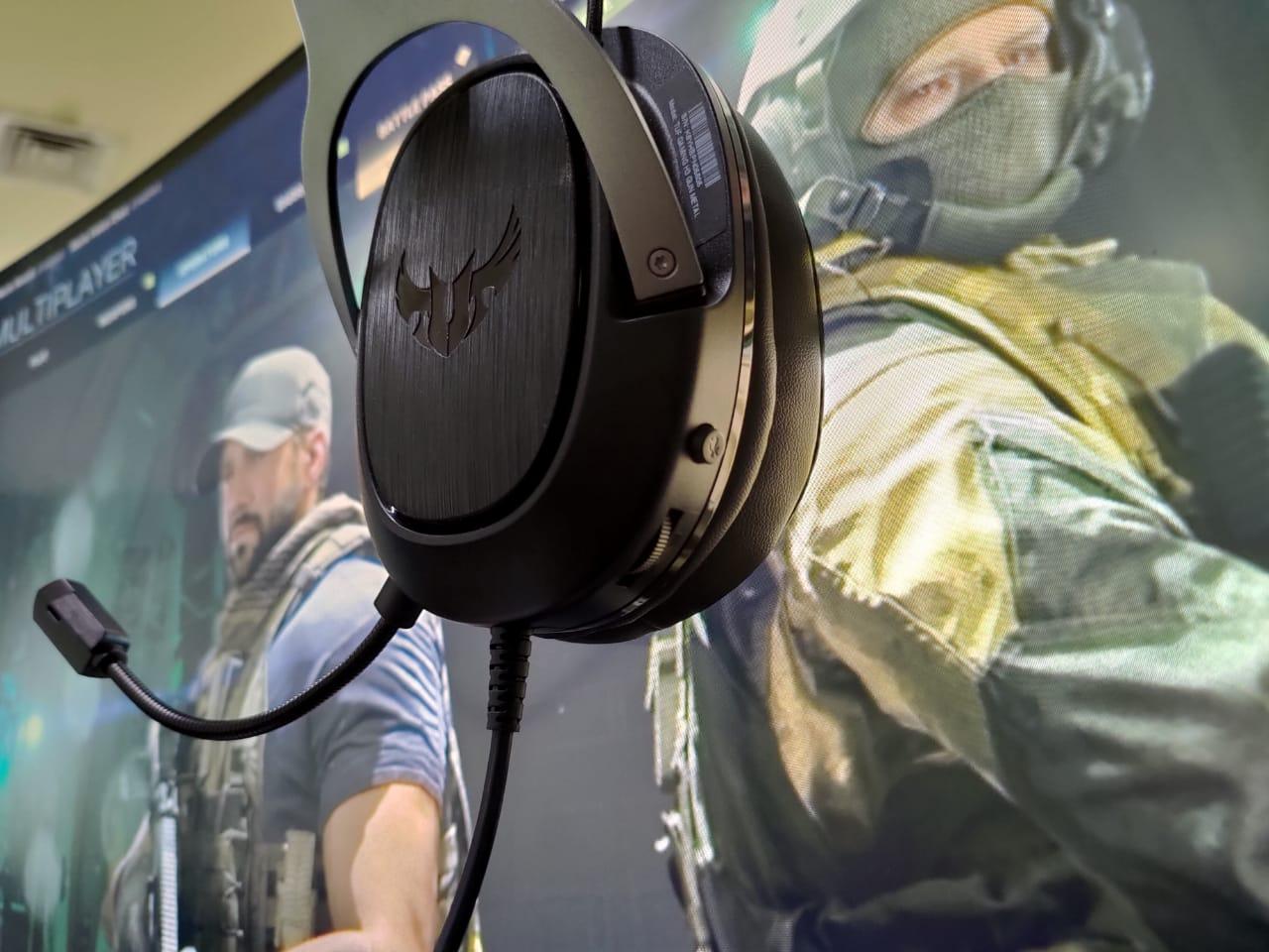 TUF Gaming H3, Berkualitas di Harga Terjangkau