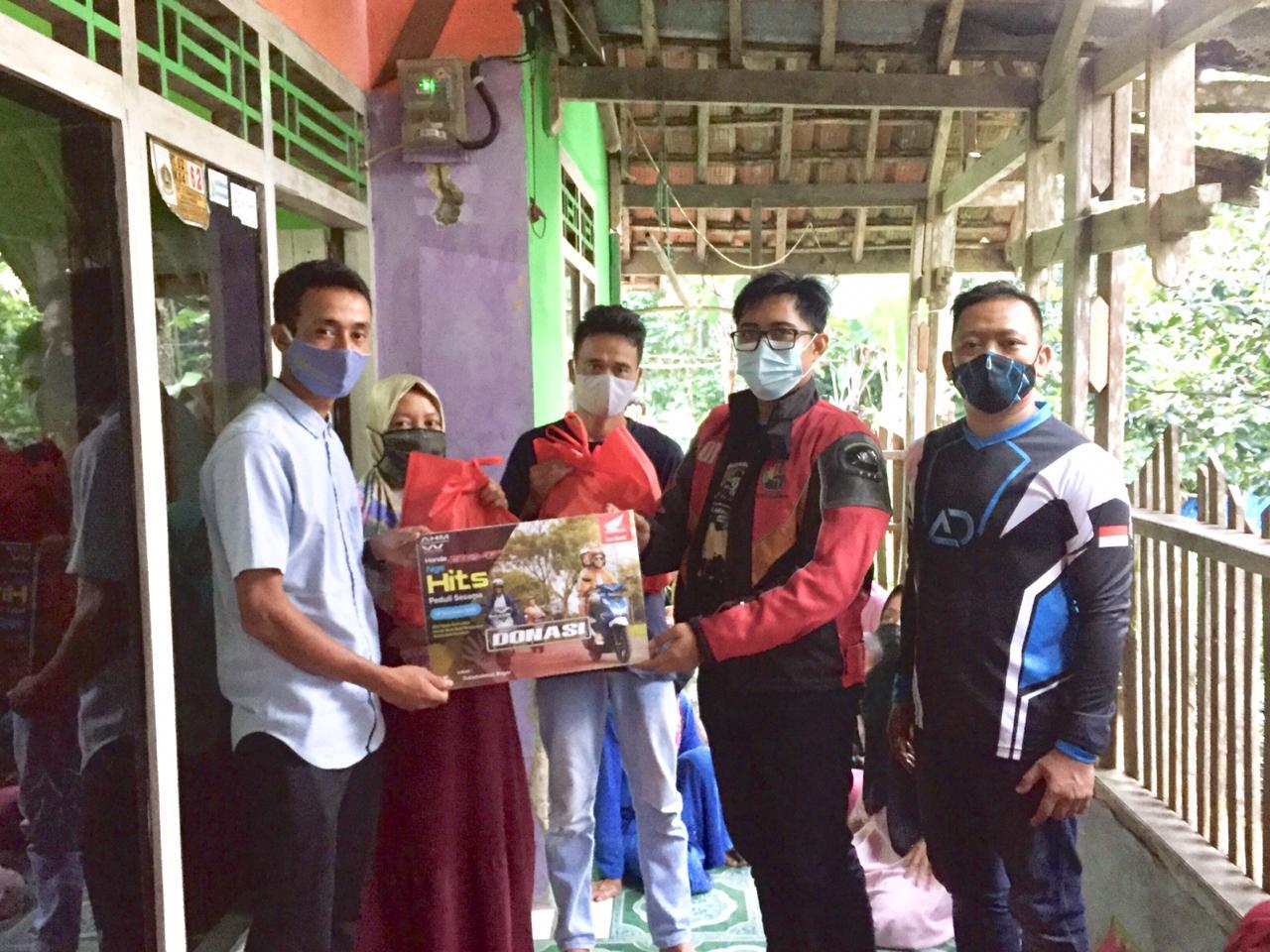 Semangat Berbagi Komunitas HBC di Tengah Pandemi