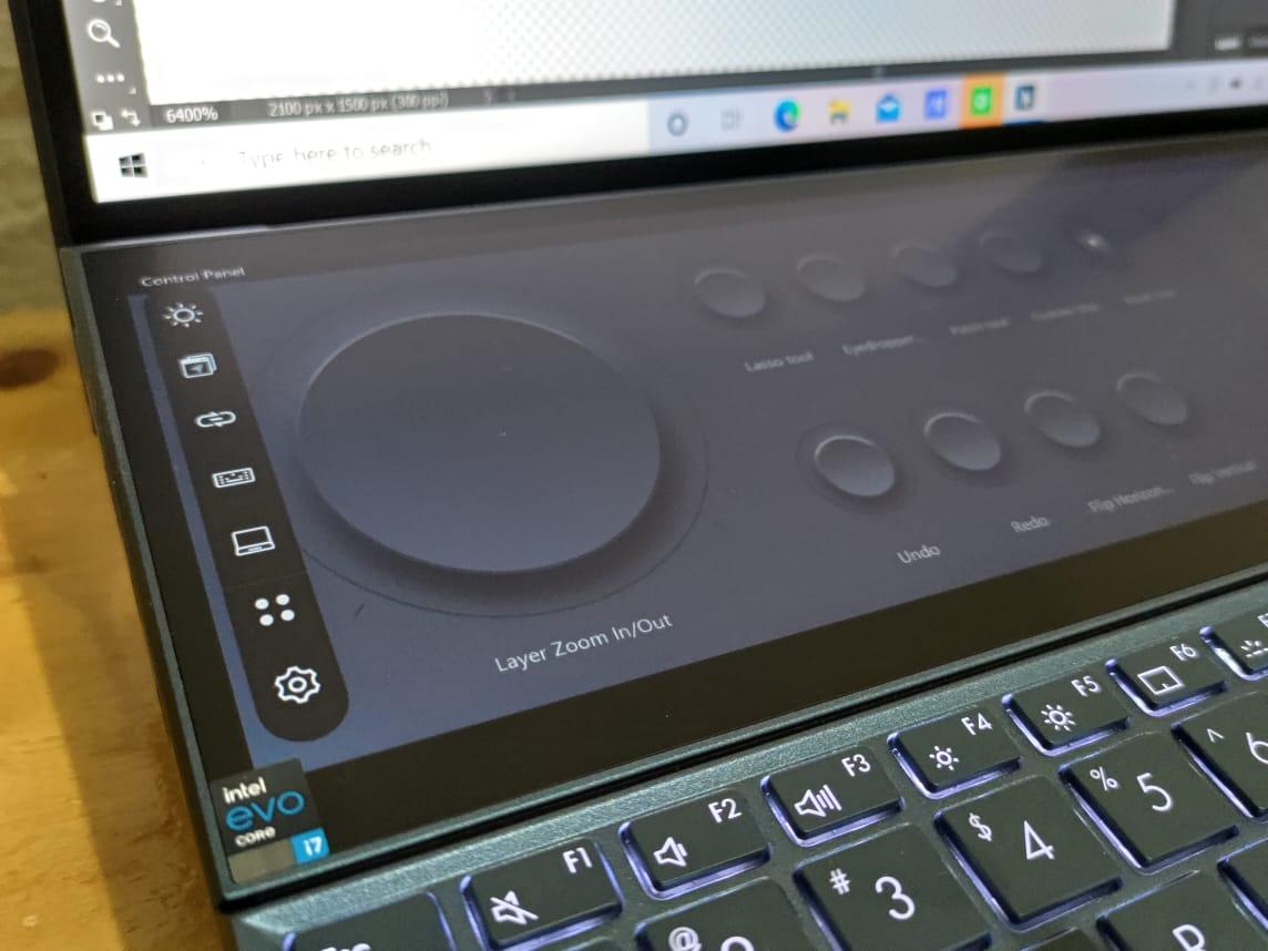 Kesan Menjajal Asus ZenBook Duo 14